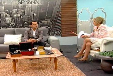 Entrevista TeleBilbao Febrero 2016