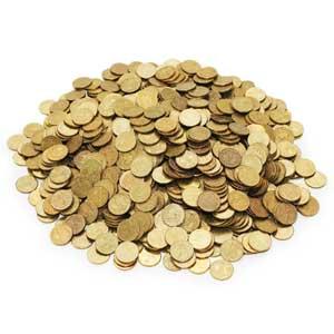 Compra venta de monedas de oro