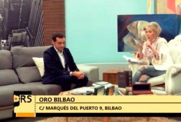 Entrevista TeleBilbao Mayo 2016