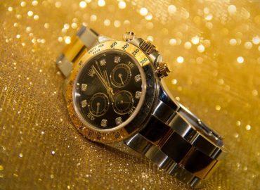 ¿Quieres ganar dinero con un reloj de oro?